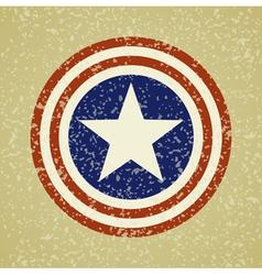 USA symbolic vector image vector image