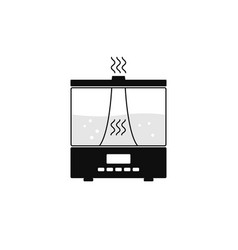 humidifier simple icon house appliance isolated vector image