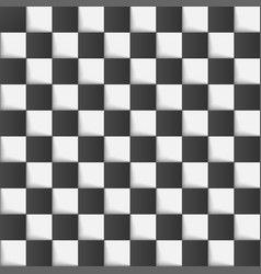 checkered chess board background-01 vector image