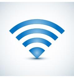Wireless Nerwork Symbol vector image