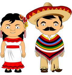 Mexicans vector