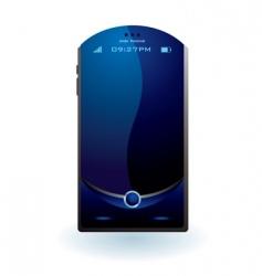 mobile phone illustration vector image