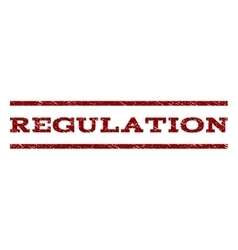 Regulation watermark stamp vector
