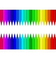 marker background vector image