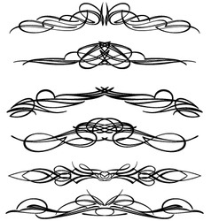 Pinstriping Vector Images Over 4 200