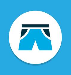 smelting icon colored symbol premium quality vector image