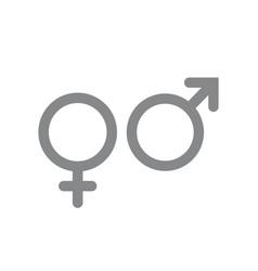 gender icon vector images over 29 000 vectorstock