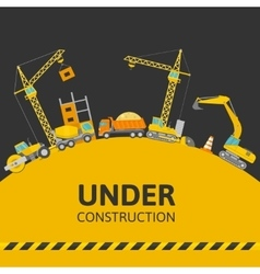 Under Construction Composition vector