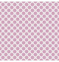 Beautiful seamless pattern tiling Pink purple vector image