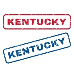 Kentucky Rubber Stamps vector
