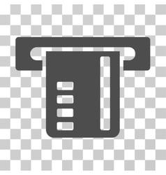 Ticket Terminal Icon vector