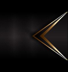 abstract metallic textures background vector image