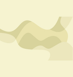 Abstract wave background with sands pallet vector