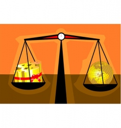 Common balance vector