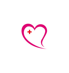 Heart shape vector