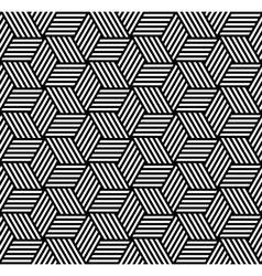 Optical art design vector