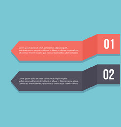 Step design business infographic collection vector