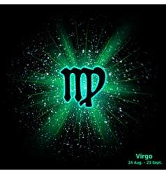 Virgo luminous vector
