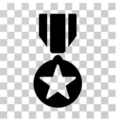 army star award icon vector image