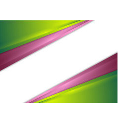 abstract bright corporate background vector image