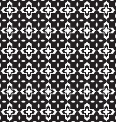Seamless pattern art vector image