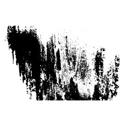 black and white grunge urban texture vector image vector image