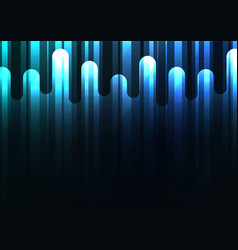 Blue speed melt overlap abstract background vector