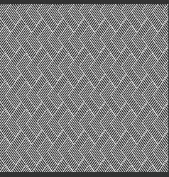 Seamless pattern regularly repeated inclined vector
