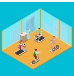 Training Apparatus and Active People vector