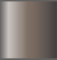 bronze silver gold chrome metal foil texture vector image