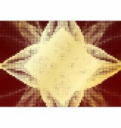 gradient tiles frame vector image