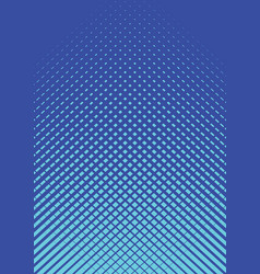 a4 fading blue line pattern background vector image