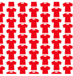 Pattern background tshirt icon vector