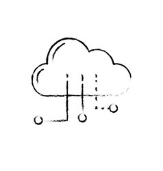 Figure cloud data with circuits to digital vector