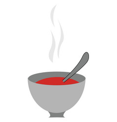 Clipart soup or color vector