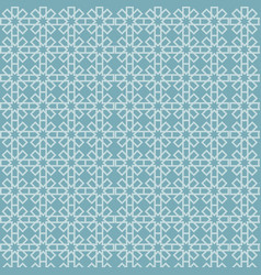 islamic geometric pattern abstract background vector image