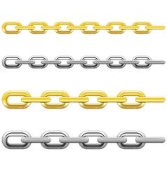 Chain vector image