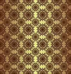 seamless background snowflakes 4 vector image vector image