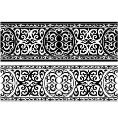 Arabian or persian ornament vector image vector image