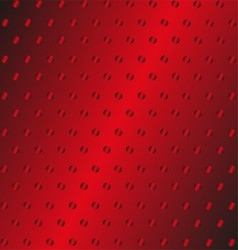 Red Metal Background Pattern Texture Grey Metal vector image