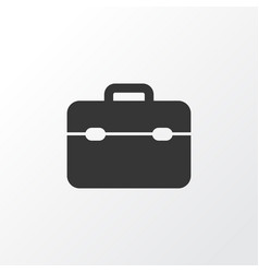 toolbox icon symbol premium quality isolated vector image
