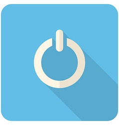 Off icon vector