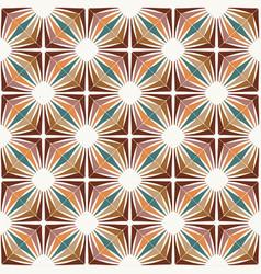 retro wallpaper - vintage pattern vector image