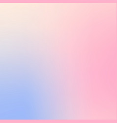 abstract blurred gradient mesh background vector image