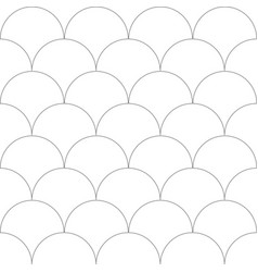 weve line tile seamless pattern vector image