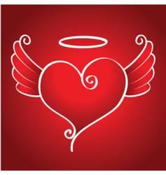 heart good vector image