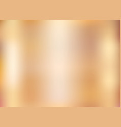 gold blurred gradient style background vector image