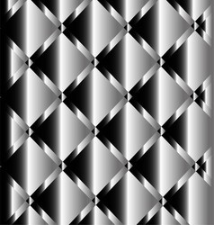 Silver Background Of Metal Texture vector image