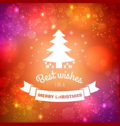 beautiful festive background vector image