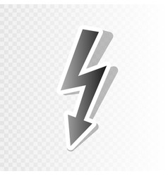 high voltage danger sign new year vector image